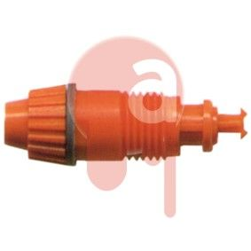 Aztek Tête 0,70 mm fond moyen (orange)
