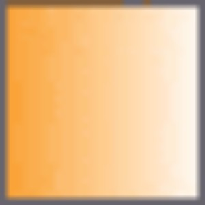 Semi opaque Orange de cadmium